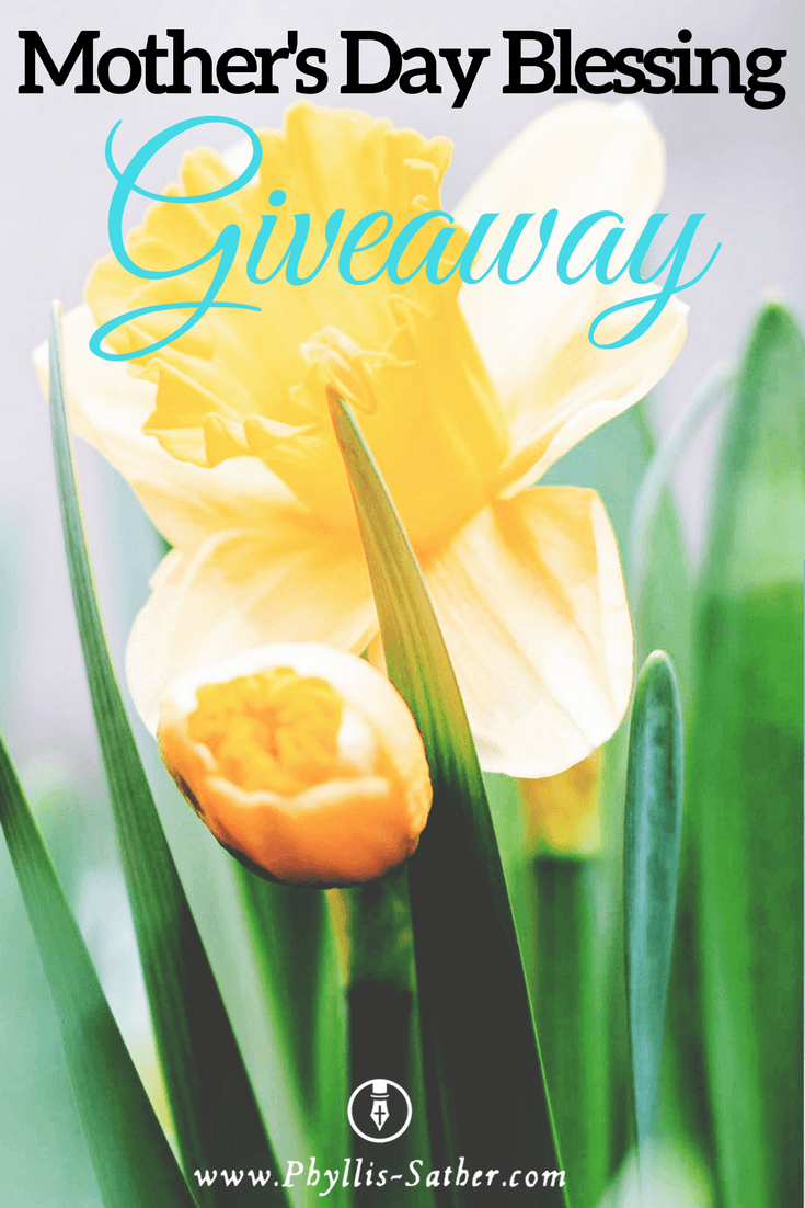 Mother's Day Blessing Giveaway