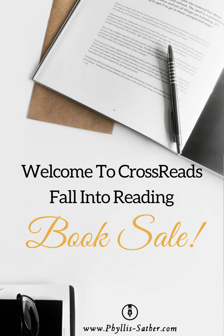 Welcome To CrossReads Fall Into Reading Book Sale!