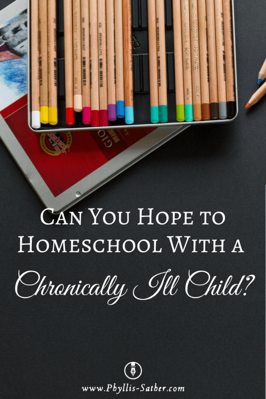 For years we had been praying about and planning on homeschooling our children. We knew several families with children older than ours who were homeschooling and we liked what we saw happening in them.
