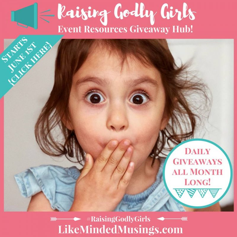 Help Raising Godly Girls and Godly Boys