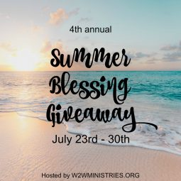 W2W Summer Blessing Giveaway