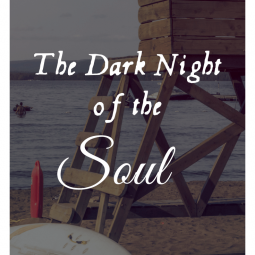 The Dark Night of the Soul. Dark nights of the soul test our faith. I had failed to believe the Lord would be faithful to me – I imagined that he had suddenly abandoned me – yet He had been there all along. What are your dark nights of your soul? #BiblicalEncouragement