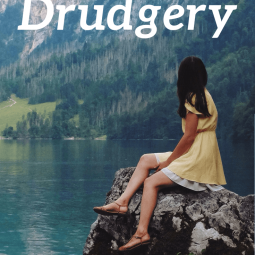 "Drudgergy. What area are you struggling with? Why not commit to doing it ""to the glory of God"" today and see what a difference it makes. I don't know about you, but sometimes my life seems so ""daily"". #biblicalencouragement #lifelessons"