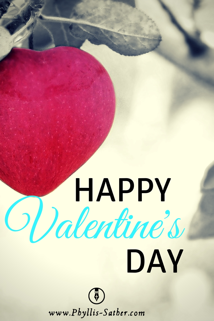 May you all have a blessed Valentine's Day!