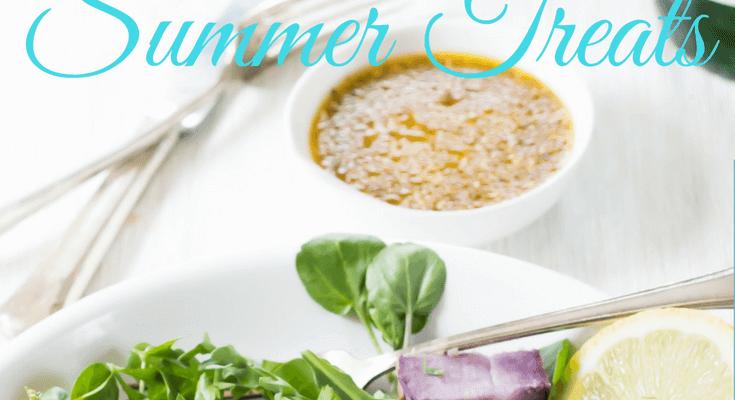 Lower Calorie Summer Treats
