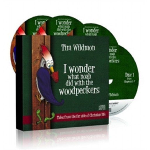 I Wonder What Noah Did With the Woodpeckers