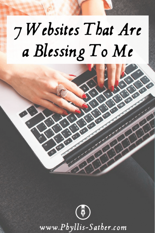 7 Websites That Are a Blessing To Me
