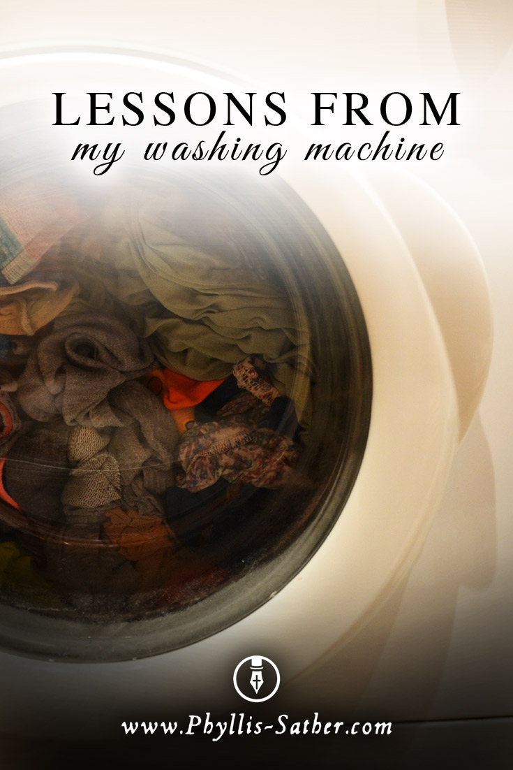 What I learned from a leaky washing machine.