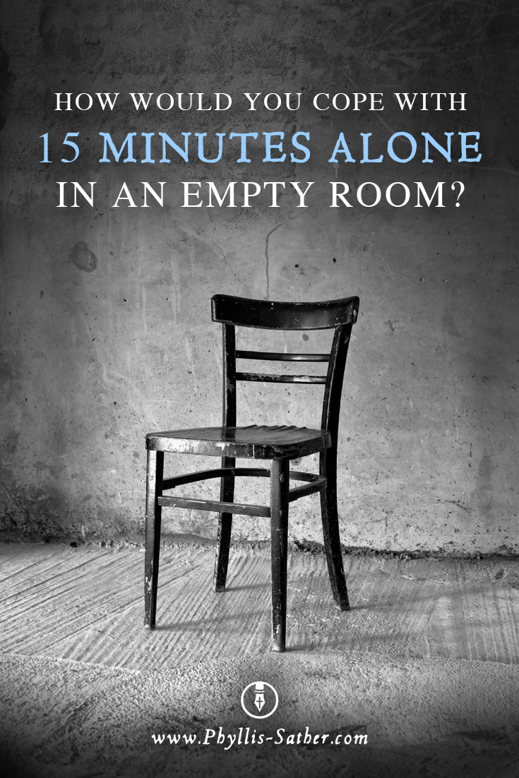 15 Minutes alone