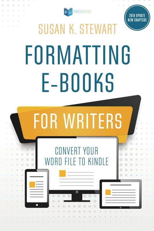 Formatting e-books