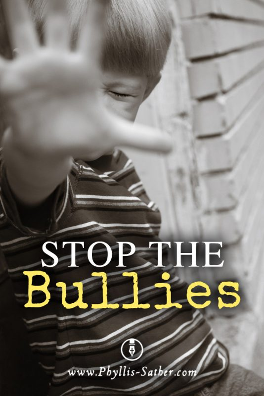 Stop The Bullies - Cyberbullying Guide