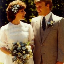 Dan and Phyllis Wedding